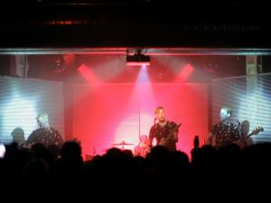 Storm Django Django Live XOYO, London (27/2/2012)