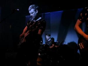 Life's A Beach Django Django Live@XOYO, London (27/2/2012)